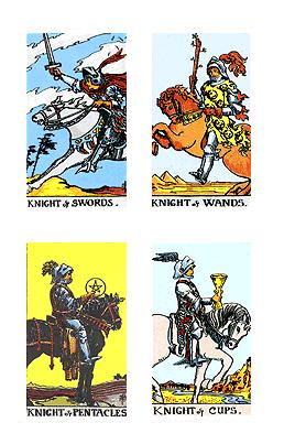Tarot Court Cards: MBTI, Astrology & Personality Traits of